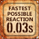 0.03 seconds app icon