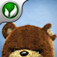 Naughty Bear app icon