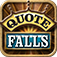Quotefalls app icon