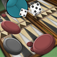 Backgammon Deluxe Free app icon