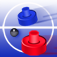 1on1 Air Hockey Touch app icon
