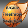 Arcade Free Throw Basketball -FREE- app icon