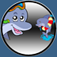 Dolphin games for kids app icon