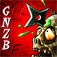 Ghost Ninja: Zombie Beatdown Free app icon