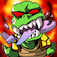 Angry Turtle hero iOS Icon