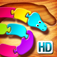 My first puzzles: Snakes App Icon
