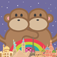 Kiwi and Pear's World Adventure app icon