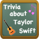 Trivia about Taylor Swift iOS Icon