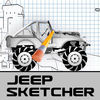 Jeep Sketcher app icon