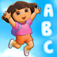Dora's Skywriting ABC's (a preschool learning game by Nickelodeon) app icon