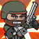 Doodle Army 2 : Mini Militia iOS icon