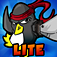 Ninja Penguin Rampage Lite iOS Icon