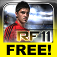 Real Football 2011 FREE app icon