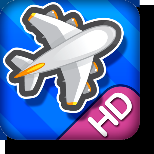 Flight Control HD App Icon