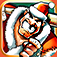 BloodyXmas 2010 iOS Icon