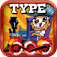 Type Type Train iOS Icon