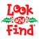 Look and Find Santa iOS Icon