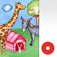 Toddler's Seek & Find: My Animals. An interactive activity book. app icon