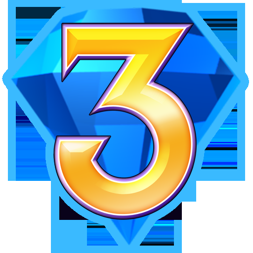 Bejeweled 3 App Icon