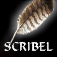 Scribel app icon