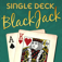 Single Deck BlackJack app icon