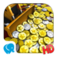 Coin Dozer for iPad App Icon