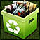 Trash Difference app icon