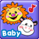 Animal Sounds for Baby app icon