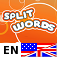 Split Words english app icon