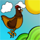 Chicken Run!! app icon