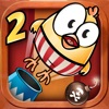 Drop The Chicken 2 The Circus App Icon