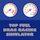 Top Fuel Drag Racing Simulator app icon