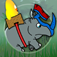 Crazy Rhino App Icon