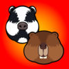Badger vs Beaver app icon