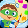SUPER WHY Paint iOS Icon