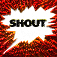 Shout 'Em Out iOS Icon