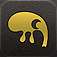 Gold & Chocolate app icon
