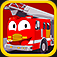 Trucks Matching Game for Kids app icon