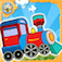 Working on the Railroad: Train Your Toddler iOS Icon