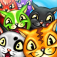 Colored Cats App Icon