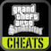 GTA SAN ANDREAS CHEATS AND MAPS app icon