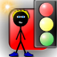Red Light Runner iOS Icon