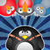 Mad Penguins iOS Icon