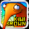 Kiwi Brown App Icon