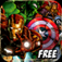 Marvel KAPOW Free App Icon