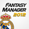 Real Madrid Fantasy Manager 2012 iOS Icon