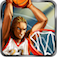 Basketball Toss HD app icon