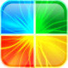 Color Cell: Fourfold iOS Icon