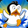Racing Penguin, Flying Free app icon