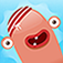 Roodie Noodies and the Rubbery Rings HD app icon